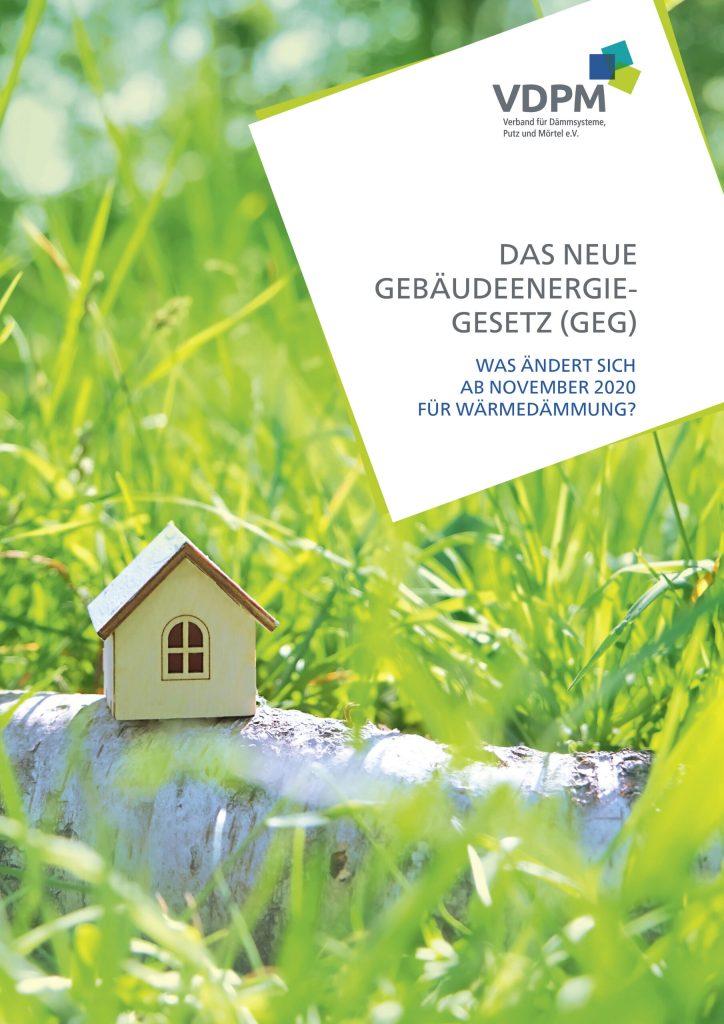 Das neue Gebäude-Energie-Gesetz 2020 (VDPM)